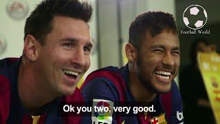 Messi Suarez Neymar - (MSN) - Best Funny Moments 2016 - HD 1080p