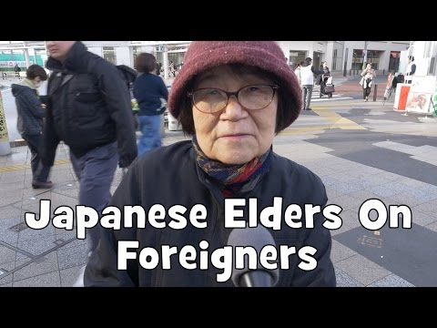 Xxx Mp4 Do Japanese Elders Want Foreigners In Japan Interview Re Upload 3gp Sex