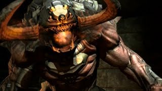 Doom 3 BFG Edition PC Final Boss Cyberdemon fight on Nightmare Difficulty