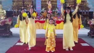 Ca Ngoi Duc The Ton @ chua Tinh Luat -le Phat Dan on May 14, 2017
