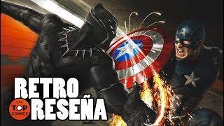 Civil War l La verdadera Avengers 2 #CaminoAInfinityWar