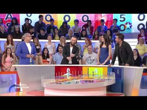 Çarkıfelek 14 Bölüm 29 HAZİRAN 2015 Star Tv Berkay & Tuvana Türkay & Nihat Odabaşı YouTube