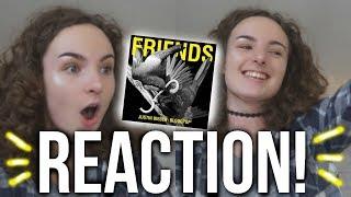 FRIENDS BY JUSTIN BIEBER REACTION!!! (ft Bloodpop)