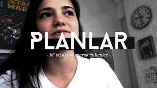 Planlar, planlar... | Merak Edilenler