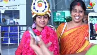 Indian Idol Junior Winner Nithyasree Shares Her Experience | Interview