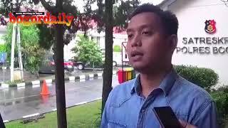 Model Hot Dicecar Penyidik Polres Bogor Terkait Hewan Taman Safari