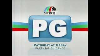 MTRCB PG Rating Filipino Version