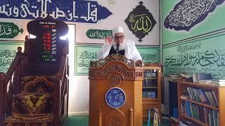 Islamic New Year Juma Bayan Wyong Masjid Australia