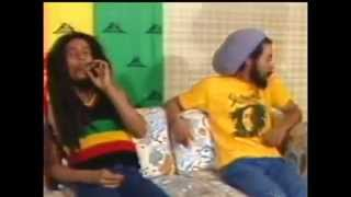 {HD} Bob Marley - Interview in NYC 1980 {New Version}