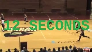 Train Your Team to Score Quickly on Offense! - Basketball 2016 #34