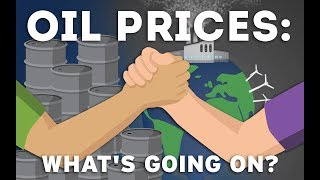 Oil Prices: What's going on? - An Animation