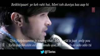 AAP SE MAUSIIQUII Video Song Hindi English Español (Spanish) Subtitles Himesh Reshammiya