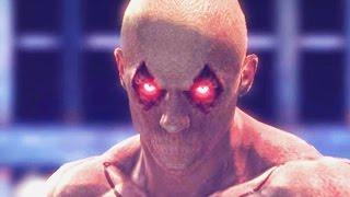 X-Men Origins: Wolverine Game Ending - Deadpool vs Wolverine