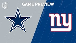Cowboys vs. Giants (Week 14 Preview) | Dak Prescott vs. Landon Collins | Move the Sticks | NFL