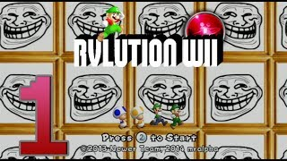 RVlution Wii - 100% Co-op Walkthrough Part 1