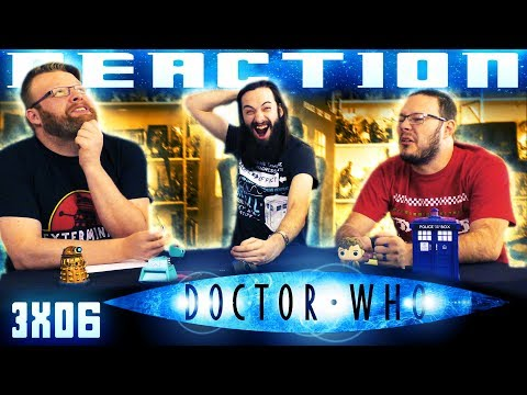 Xxx Mp4 Doctor Who 3x6 REACTION The Lazarus Experiment 3gp Sex