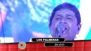 Los Palmeras en vivo en Pasion de Sabado 06/05/2017