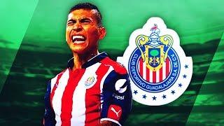 ORBELIN PINEDA | Goals, Skills, Assists | Chivas | 2016 (HD)
