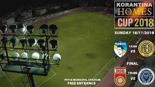 KORANTINA HOMES CUP 2018 UFA F.C vs RIGA FC