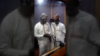 Ya dawo Baba Buhari