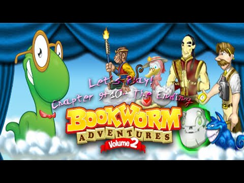 Let's Play! Bookworm Adventures 2- Book 6- Chapter 9+10- The Ending