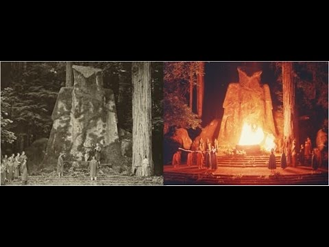 BOHEMIAN GROVE: Satanic Property In The U.S. (A Warning From THE LORD Jesus Christ)