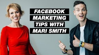 3 Facebook Marketing Tips and Trends with Mari Smith