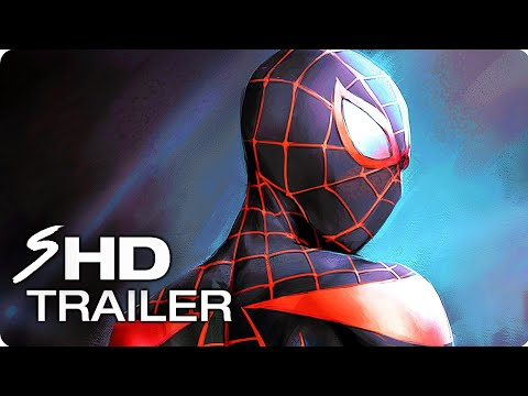 Xxx Mp4 SPIDER MAN Into The Spider Verse Official Trailer 1 2018 Marvel Sony Movie HD 3gp Sex