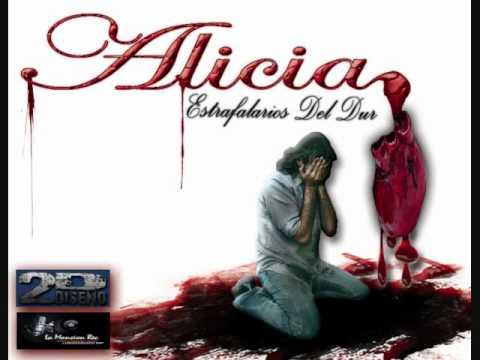 Alicia- Estrafalarios del Sur- Crixus Lk