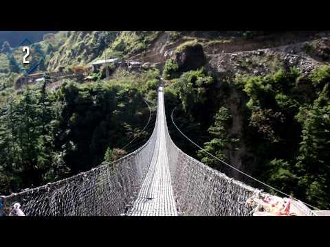 12 Most Amazing Bridges Ever Built