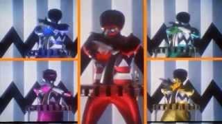 Power Rangers La Galaxia Perdida Opening HD