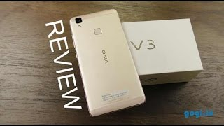 Vivo V3 full review in 5 minutes