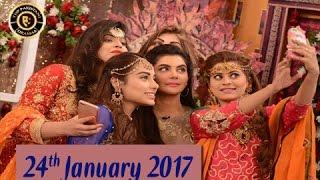 Good Morning Pakistan - 24th January 2017 - ARY Digital Morning Show