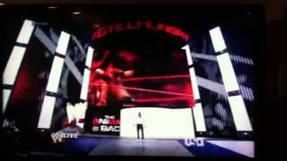 Batista Returns To WWE 2014