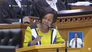 Every South African needs to watch this maiden speech from the youngest member of Parliament to date