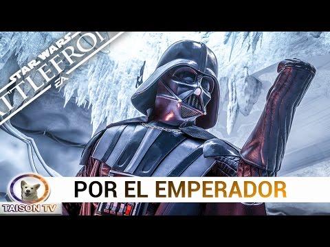 Star Wars Battlefront El Emperador exige