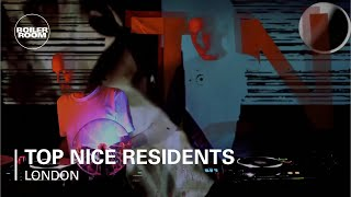 Top NIce Residents Boiler Room London DJ Set