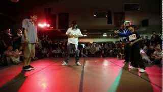 City Dance Live | Gavin and Journey from Art of Teknique vs Pinky and The Brain