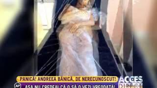 Andreea Bănică, metodă şocantă de a se bronza!