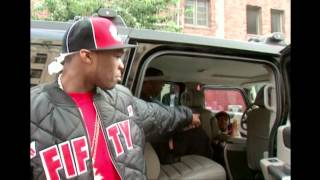 50 Cent - Wanksta - Behind The Scenes (HD)