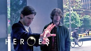 Peter Controls His Power Reproduction // Heroes S01 E21 - The Hard Part