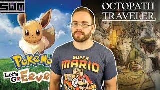 Octopath Traveler Impresses Critics And New Pokemon Switch Details Revealed | News Wave