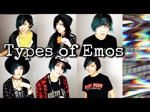 Xxx Mp4 8 TYPES 0F EMOS 3gp Sex