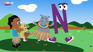 Swahili Alphabet Songs | Learn Swahili with Akili | Cartoons for Preschoolers