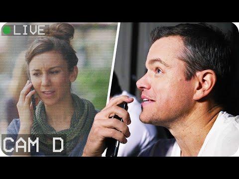 Matt Damon Pranks People with Surprise Bourne Spy Mission // Omaze