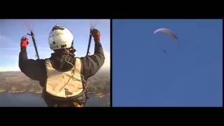 Descent techniques Paragliding tips