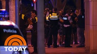 Second Terror Attack In Spain: Police Kill 5 Suspects In Seaside Town | TODAY