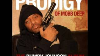 Prodigy of Mobb Deep - For One Night Only Prod by Alchemist (Bumpy Johnson Album) October 2012