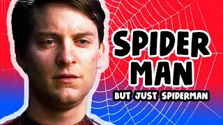 Every Spider-Man Movie (2002) but only the words