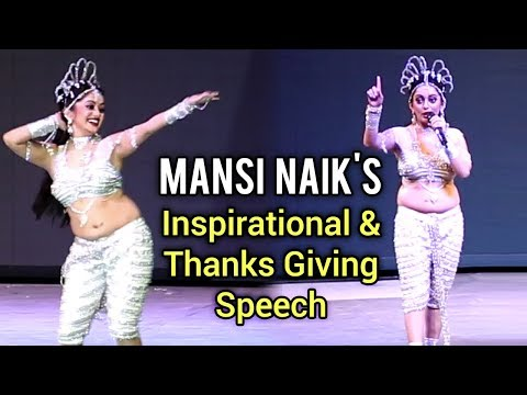 Xxx Mp4 Mansi Naik S Tribute To Sridevi On Women S Day At N D Studio 3gp Sex